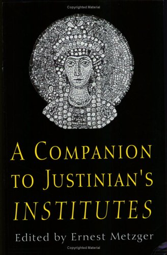 A Companion to Justinian's