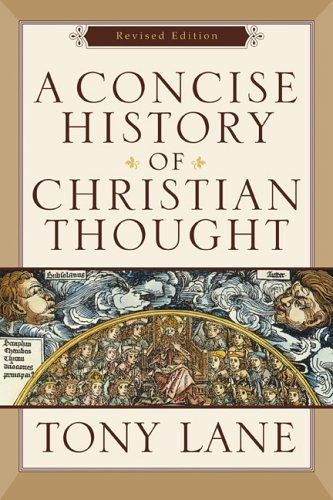 A Concise History of Christian Thought 9780801031595
