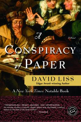 A Conspiracy of Paper 9780804119122