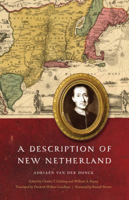 A Description of New Netherland 9780803210882