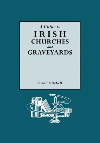 A Guide to Irish Churches and Graveyards 9780806312668