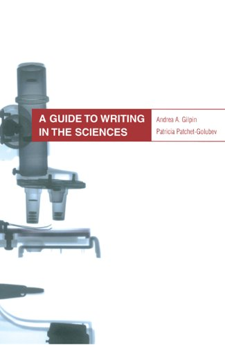 A Guide to Writing in the Sciences 9780802083661