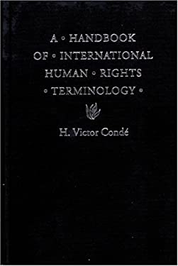 A Handbook of International Human Rights Terminology 9780803215016