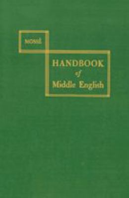 A Handbook of Middle English 9780801867613