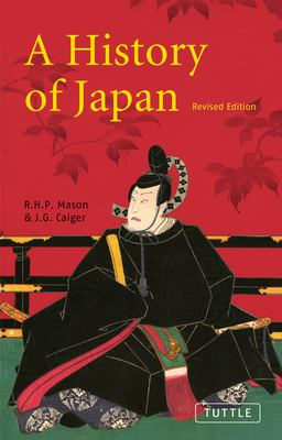 A History of Japan: Revised Edition 9780804820974