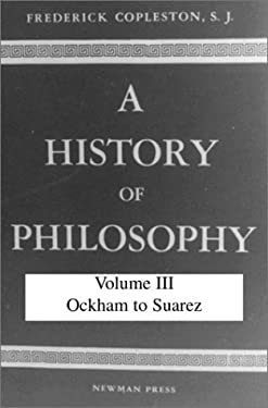 A History of Philosophy 9780809100675