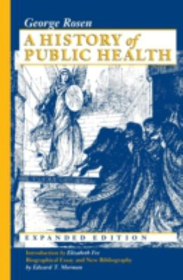 A History of Public Health 9780801846458