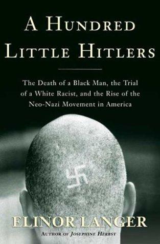 Hundred Little Hitlers 9780805050981