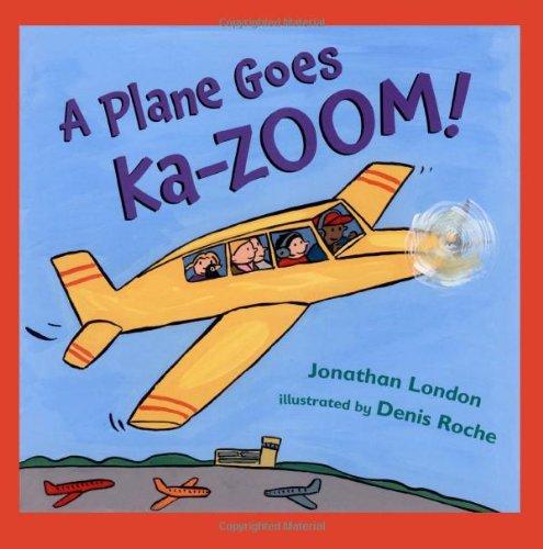 A Plane Goes Ka-Zoom! 9780805089707