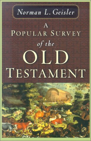 A Popular Survey of the Old Testament 9780801036842