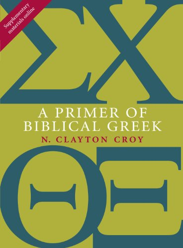 A Primer of Biblical Greek 9780802867339