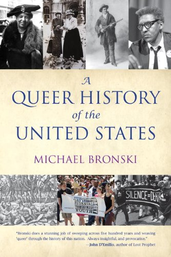 A Queer History of the United States 9780807044391