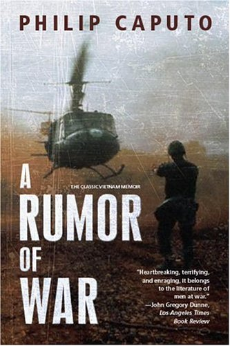 A Rumor of War 9780805046953