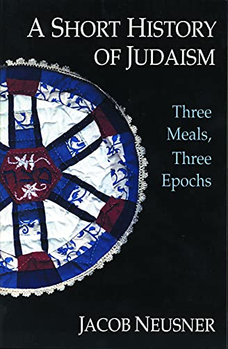 A Short History of Judaism 9780800625528