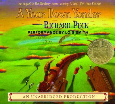 Year Down Yonder, a (Lib)(CD) 9780807211694