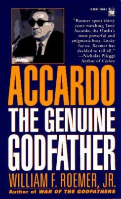 Accardo: The Genuine Godfather 9780804114646