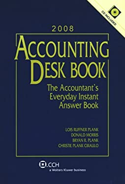 Accounting Desk Book: The Accountant's Everyday Instant Answer Book [With CDROM] 9780808018124