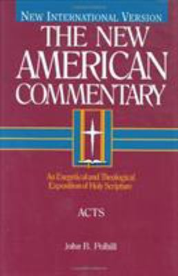 The New American Commentary Volume 26 - Acts 9780805401264