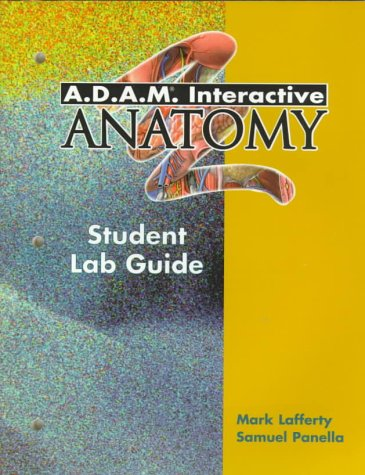 Adam 3.0 Student Lab Guide 9780805343502