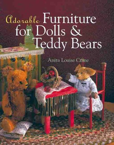 Adorable Furniture for Dolls & Teddy Bears 9780806944937