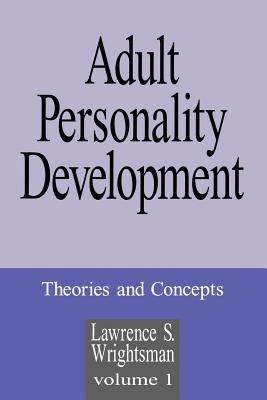 Adult Personality Development: Volume 1: Theories and Concepts 9780803944008