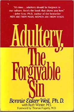Adultery, the Forgivable Sin 9780803893641