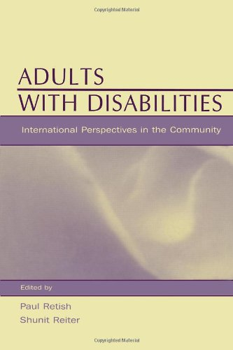 Adults with Disabilities: International Perspectives in the Community 9780805824247