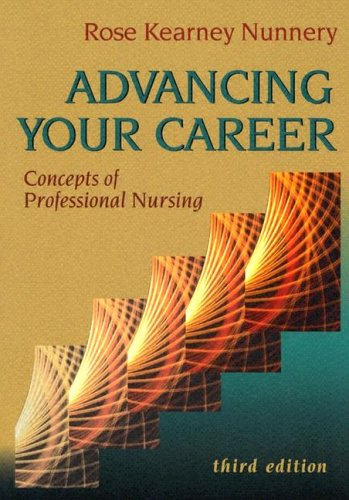 Advancing Your Career: Concepts of Professional Nursing 9780803612167