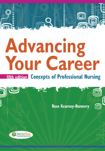Advancing Your Career: Concepts of Professional Nursing 9780803628069