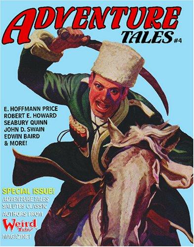Adventure Tales #4 9780809511648