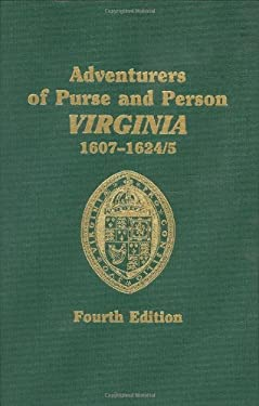 Adventurers of Purse and Person, Virginia, 1607-1624/5. Fourth Edition. Volume II, Families G-P