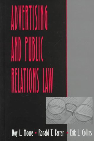 Advertising and Public Relations Law 9780805816792