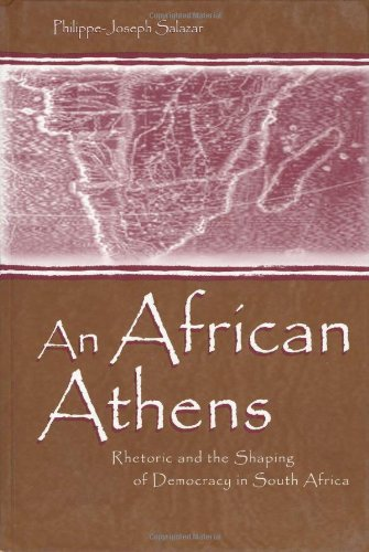 African Athens: Rhetoric & Shaping 9780805833416