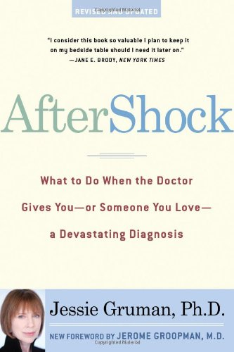 Aftershock: What to Do When the Doctor Gives You--Or Someone You Love--A Devastating Diagnosis 9780802715029