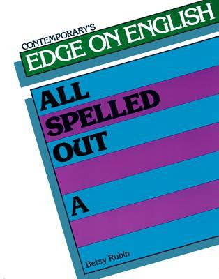 All Spelled Out: Book A