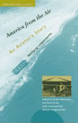 America from the Air: An Aviator's Story 9780801878190