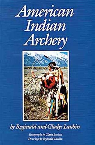 American Indian Archery 9780806123875
