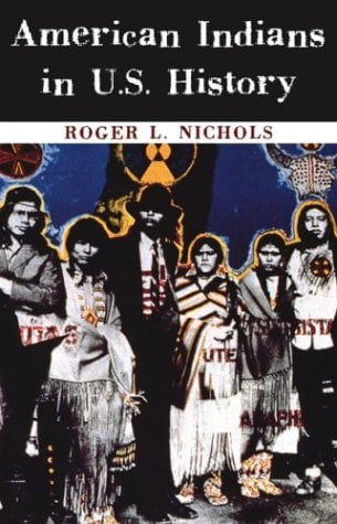 American Indians in U.S. History 9780806135786