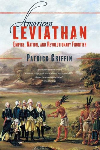 American Leviathan: Empire, Nation, and Revolutionary Frontier 9780809024919