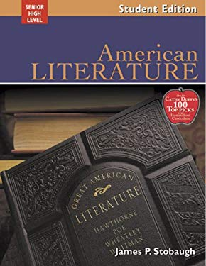American Literature Student 9780805459005