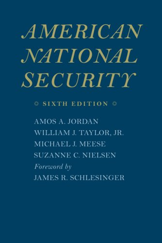 American National Security 9780801891540