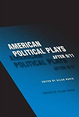 American Political Plays After 9/11 9780809329540