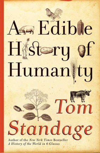 An Edible History of Humanity 9780802715883