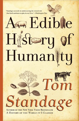 An Edible History of Humanity 9780802719911