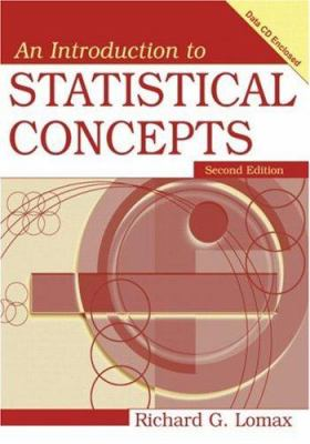An Introduction to Statistical Concepts [With CDROM] 9780805857399