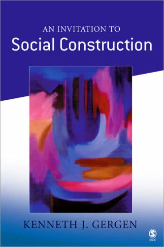 An Invitation to Social Construction 9780803983779