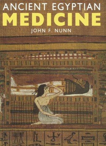 Ancient Egyptian Medicine 9780806128313