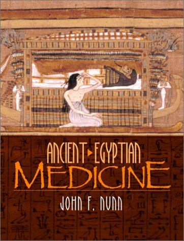 Ancient Egyptian Medicine 9780806135045