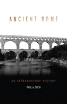 Ancient Rome: An Introductory History 9780806132877