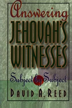 Answering Jehovah's Witnesses: Subject by Subject 9780801053177